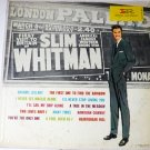 Slim Whitman lp First Visit to Britain