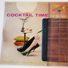 Cocktail Time lp by the Dell Trio
