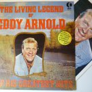 The Living Legend Of Eddy Arnold with Color Insert Photo lp