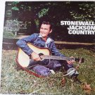 Stonewall Jackson Country lp cs9562