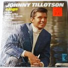 Johnny Tillotson Sings lp