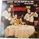 On Campus With The Deaxville Trio lp