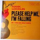 Hank Locklin lp Please Help Me Im Falling