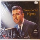 Hymns lp - Tennessee Ernie Ford t756