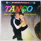 Tango lp by Rafael Vargas and Orchestra - Rare Palace Stereo
