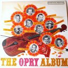 The Opry Album lp by Various Artists - Rare