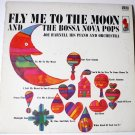 Fly Me To The Moon and The Bossa Nova Pops lp by Joe Harnell