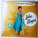 Connie Haines Sings a Tribute to Helen Morgan LP