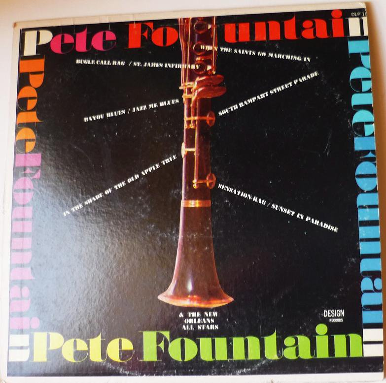 Pete Fountain and the New Orleans All Stars lp