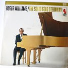 The Solid Gold Steinway lp by Roger Williams - Stereo