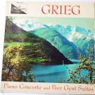 Grieg lp by Peer Gynt Suites Piano Concerto
