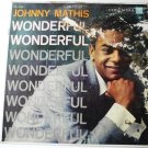 Wonderful Wonderful lp - Johnny Mathis CL 1028