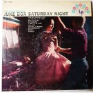 Juke Box Saturday Night lp by The Modernaires