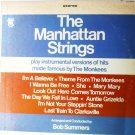 The Manhattan Strings Play Instrumental Versions of the monkees LP