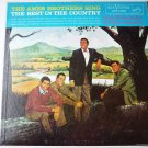 Sing The Best In The Country by the Ames Brothers lp
