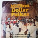 Million Dollar Polkas - It's a Polka Festival lp Featuring Jimmy Sturr