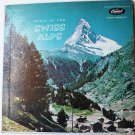 Music Of The Swiss Alps lp by Various