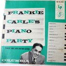 Frankie Carles Piano Party lp
