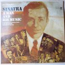 A Man and His Music lp: Frank Sinatra - Double Album Set