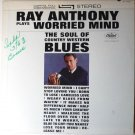 Ray Anthony Plays Worried Mind lp