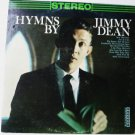 Hymns lp by Jimmy Dean