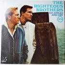 Go Ahead and Cry lp by The Righteous Brothers