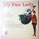Lerner and Loewes My Fair Lady lp Conducted by Dean Franconi