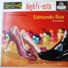 High Fi-esta Perfect for Dancing lp by Edmundo Ros