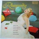 Rhapsody LP by Ferrante and Teicher
