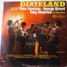Dixieland at its Best Featuring Pete Fountain and others lp