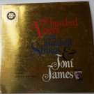One Hundred Voices One Hundred Strings lp by Joni James