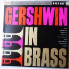 Gershwin in Brass lp  - Jack Saunders