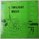Twilight Music lp by Varsity Salon Orchestra