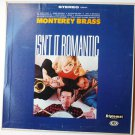 Isnt It Romantic lp by Monterey Brass