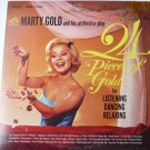 Marty Gold lp 24 Pieces Of Gold