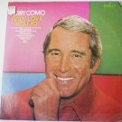And I Love You So lp by Perry Como