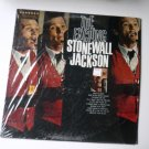 The Exciting Stonewall Jackson lp