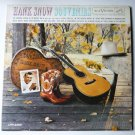 Souvenirs lp by Hank Snow