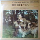 A Touch of Sadness lp by Jim Reeves