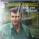 With Pen in Hand LP by Johnny Darrell