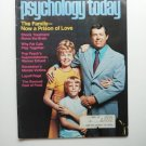Psychology Today Magazine August 1975