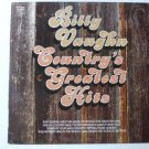 Countrys Greatest Hits lp by Billy Vaughn