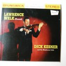 Lawrence Welk Presents Dick Kesner & his Stradivarius Violin lp