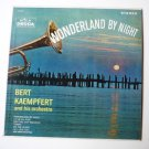 Wonderland by Night lp by Bert Kaempfert