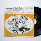 Carnival of Folk Dances - 45 Record by Michael Herman