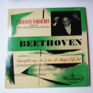 Beethoven Symphony No 7 in A Major Op 92 lp by Herman Scherchen