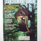 Psychology Today Magazine November 1974