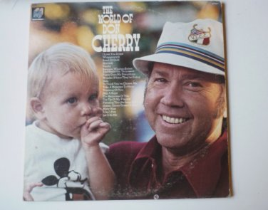The World of Monument lp by Don Cherry