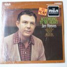 According to my Heart  lp by Jim Reeves