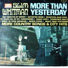 More Than Yesterday lp by Slim Whitman